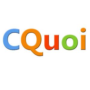 Lancement de www.cquoi.be