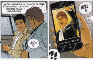 Même Largo Winch s'inquiète de son E-Reputation
