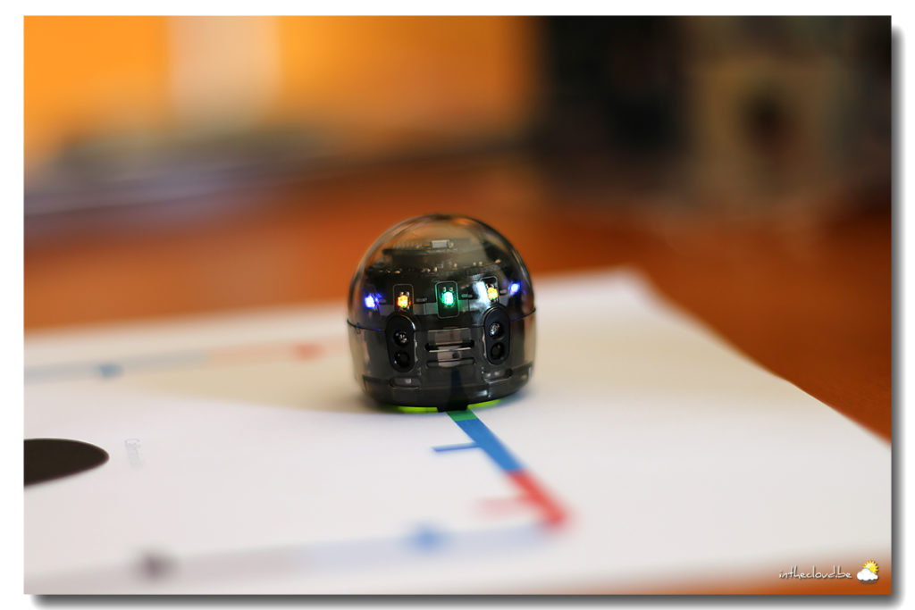 In The Cloud - CQuoi - OZOBOT