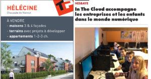 Read more about the article In The Cloud est dans le Vlan